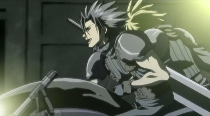 Zack Fair Ehrgeiz Final Fantasy 7