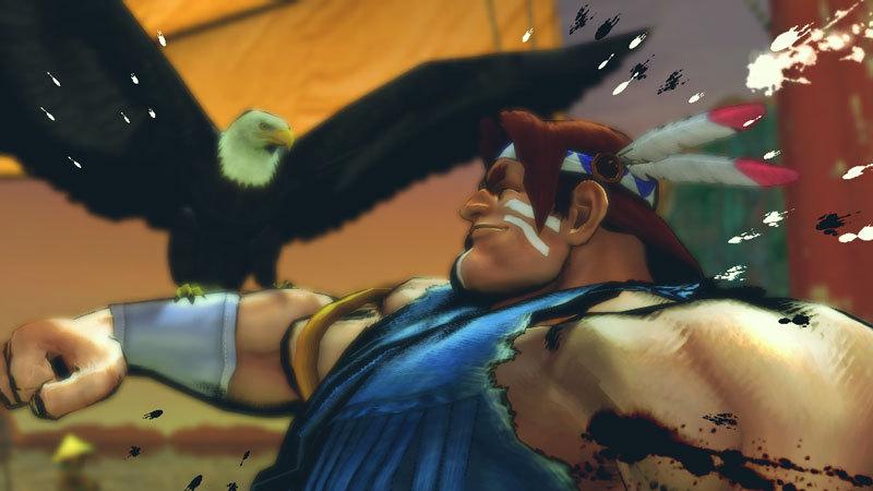 T Hawk Street Fighter
