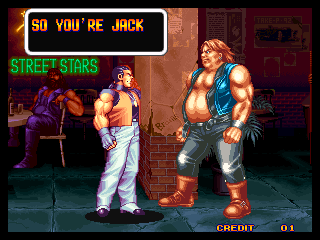 Art Of Fighting SNK NeoGeo