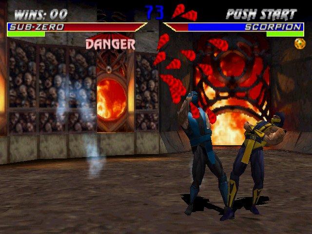 Mortal Kombat 4  TFG Review