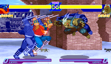 Street Fighter Alpha Street Fighter Zero TFG Review Art Gallery