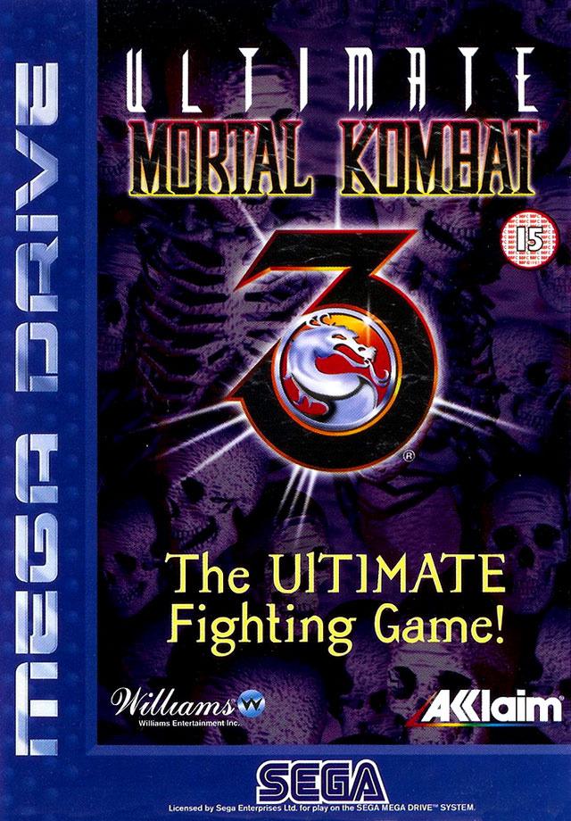 Kombat 3 Ultimate Sega Mortal