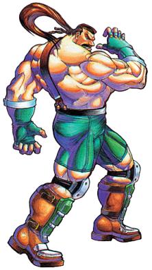 Resultado de imagem para final fight 3 HAGGAR