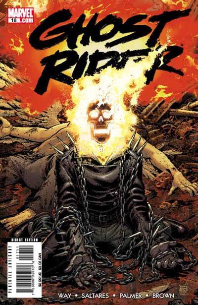 Ghost Rider Marvel Vs Capcom 3