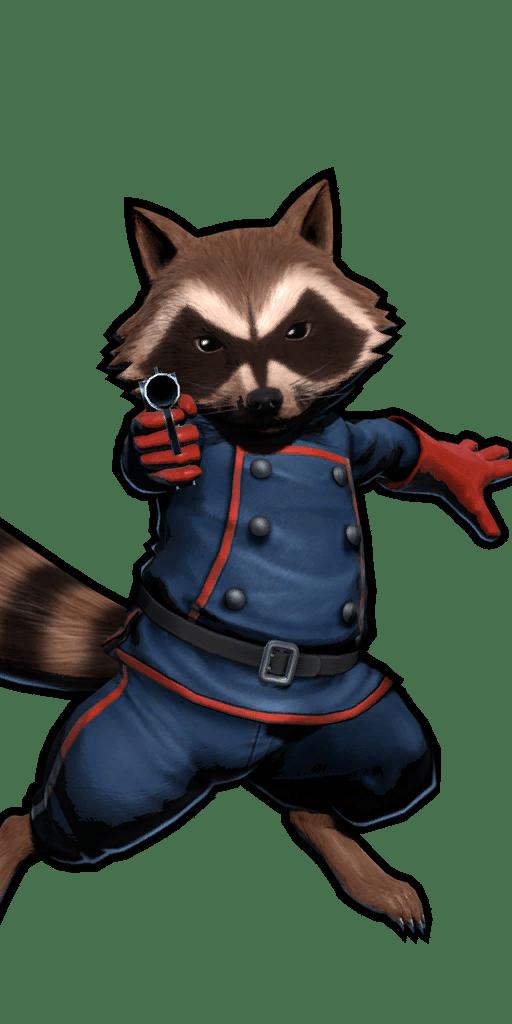 Rocket Raccoon Ultimate MVC3