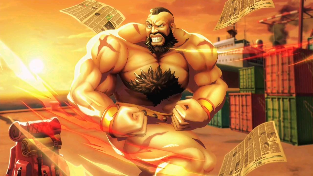 Street Fighter Wallpaper Hd 1080p Zangief Street Fighter