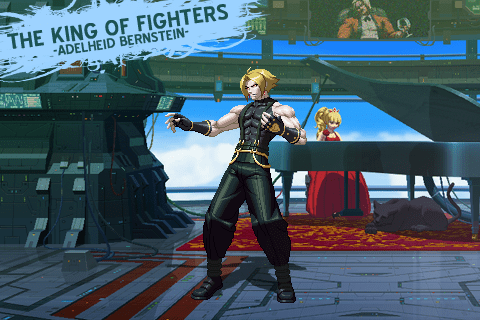 Adelheid  Rose Bernstein The King of Fighters