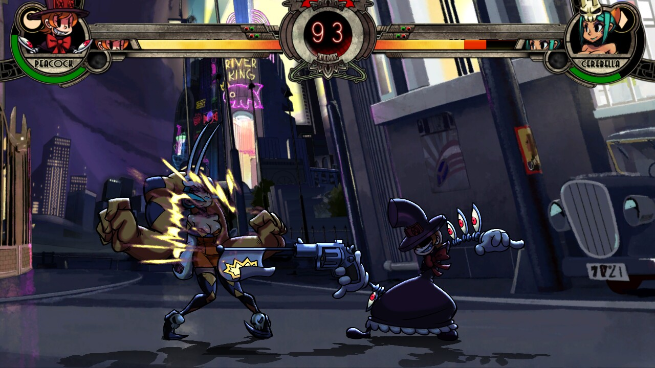 Skullgirls  TFG Review  Artwork Gallery