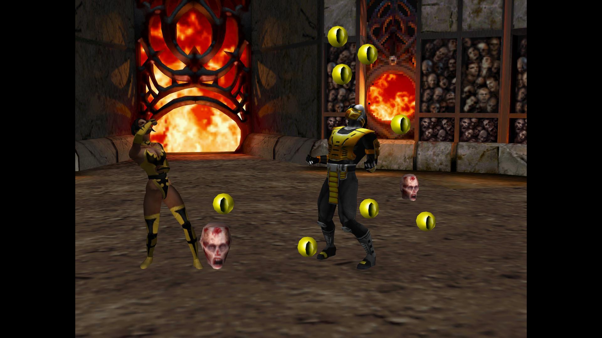 Mortal Kombat Gold Dreamcast  TFG Review