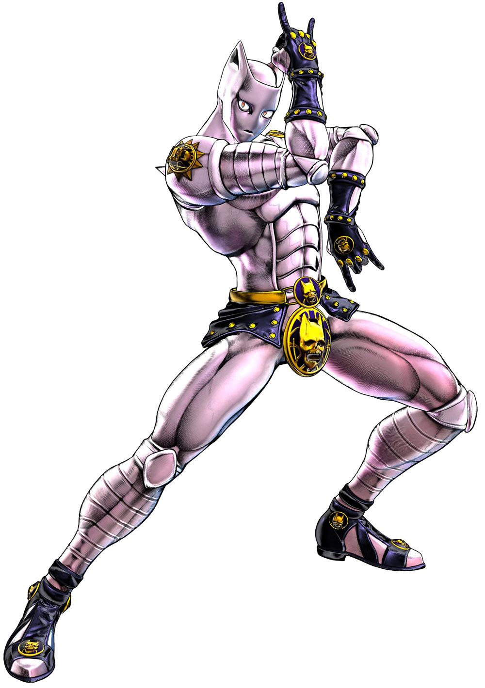 Jojo's Bizarre Adventure: All-Star Battle - Official Character Artwork
