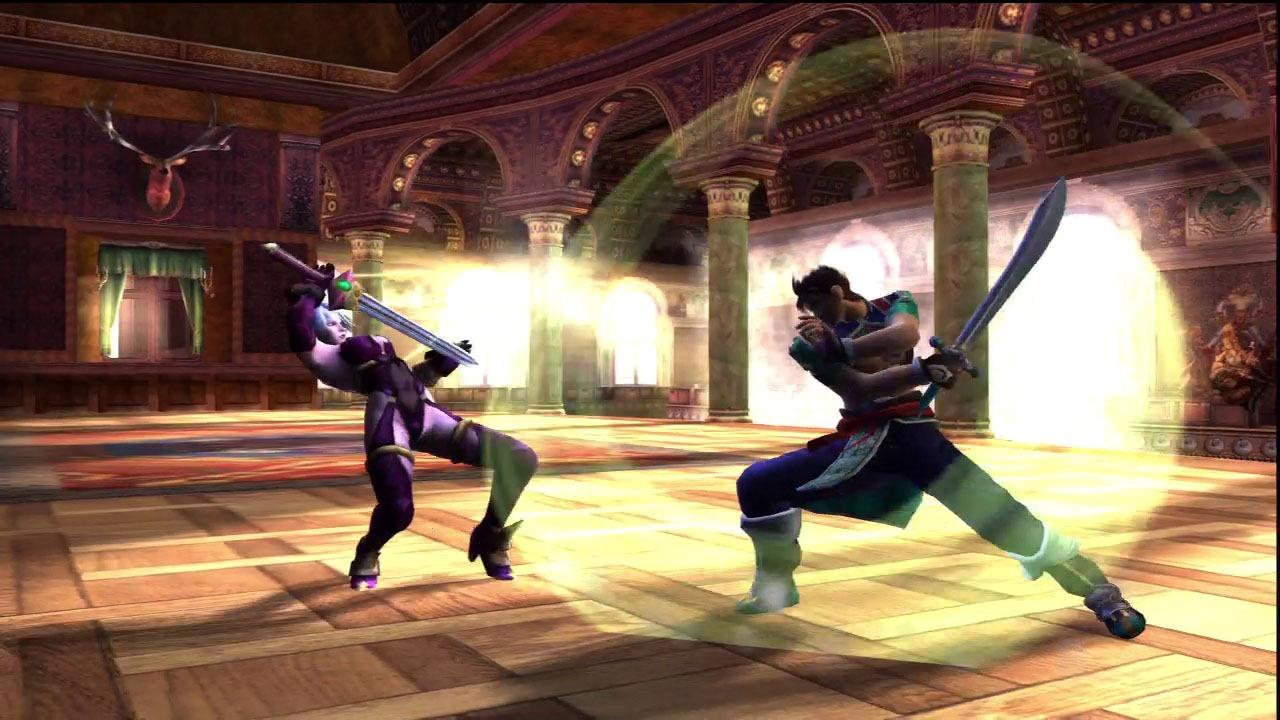 Soul Calibur 2 HD Online TFG Review Artwork Gallery