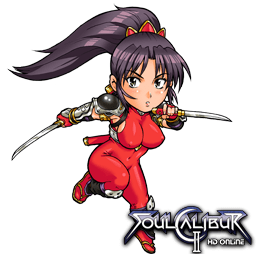 Hd Tough Girls Wallpaper Soul Calibur 2 Hd Online Chibi Character Art