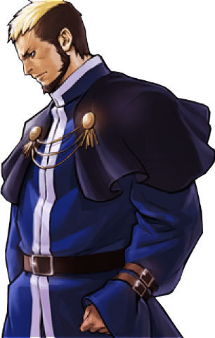 Pretty Anime Wallpaper Leopold Goenitz The King Of Fighters