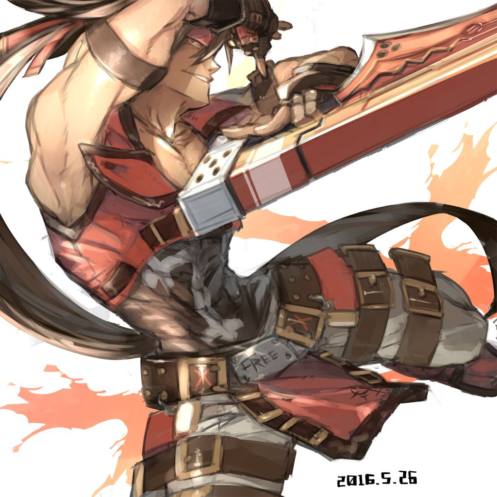 And Guilty Gear Sol Justice