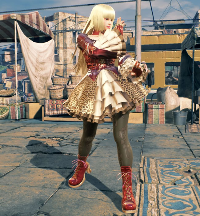 TEKKEN 7 Fated Retribution Kiwami Campaign Adds Customizations for Every Fighter 70 New Screens
