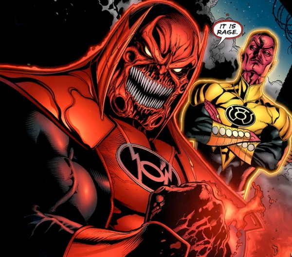 Atrocitus Injustice 2