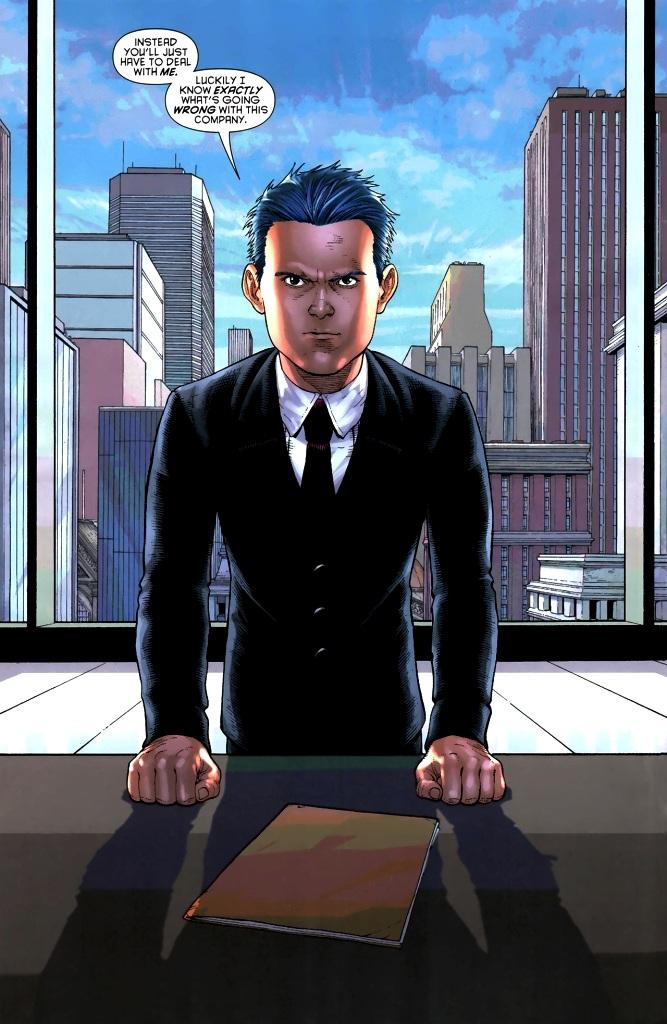 Robin  Damian Wayne Injustice 2