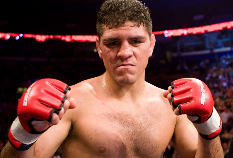 Dana White does not know where UFC 183 headliner Nick Diaz is