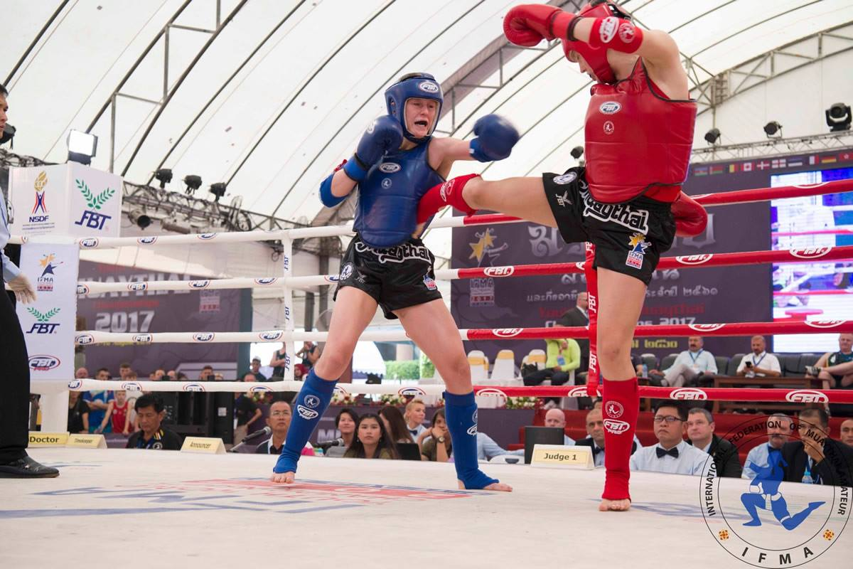 IFMA Muay Thai Youth World Championships 2017  results