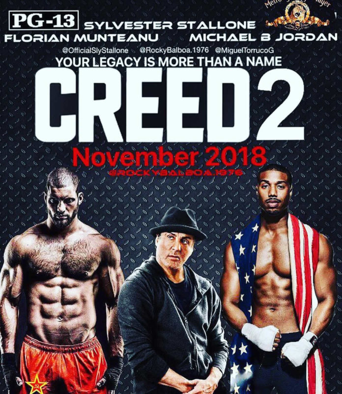 Image result for creed 2