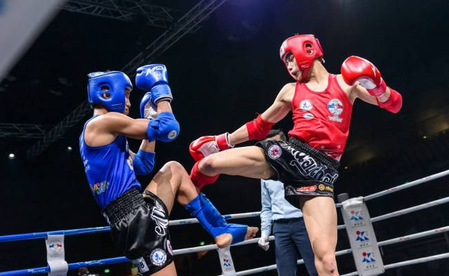 Muay Thai Featured On The 2020 Asian Beach Games Programme