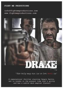 Drake Postcard
