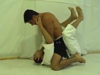 no rules challenge - bjj vs karate