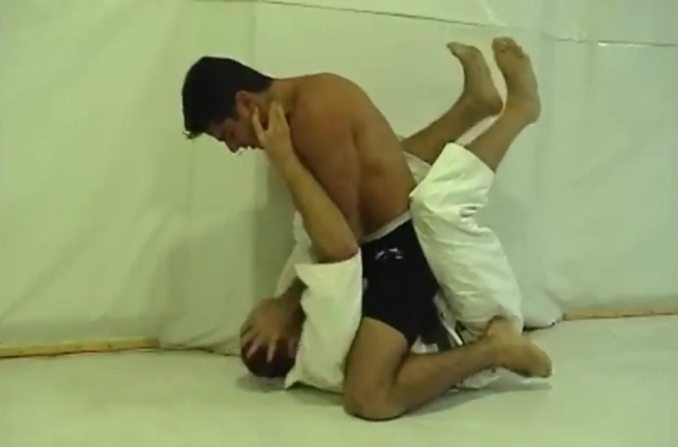 no rules challenge - bjj vs karate