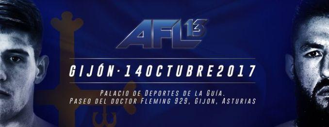 AFL 13 Gijon
