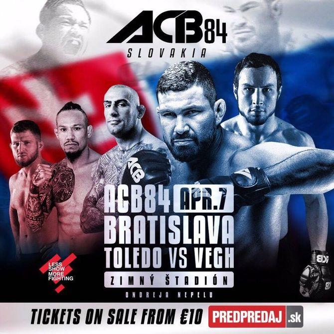 ACB 84 Daniel Jacare vs Attila Vegh