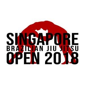 SG BJJ OPEN 2018
