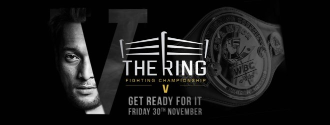 THE RING FIGHTING CHAMPIONSHIP 5 @ THE RING BOXING COMMUNITY