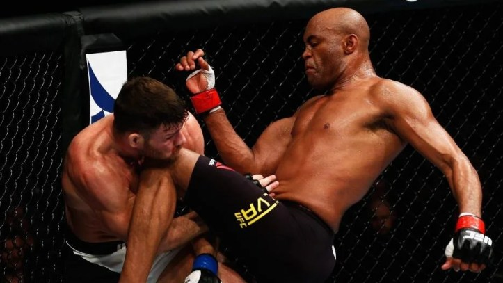 When Will We See Anderson Silva Reportedly Fight Again?   FIGHT SPORTS