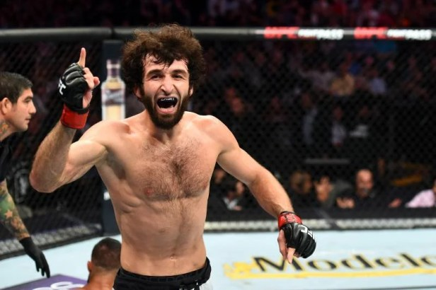 UFC Moscow Live Results | FIGHT SPORTS