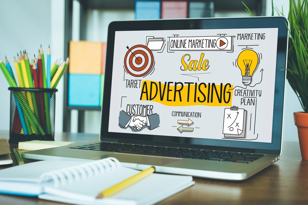 Display advertising concept