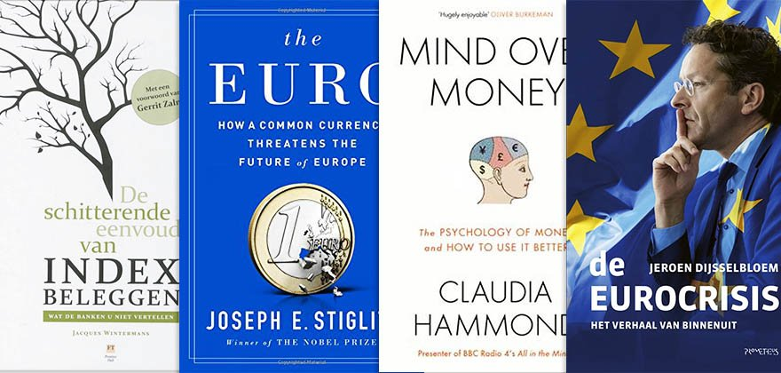 4 Financial Books I'm Reading During My Christmas Vacation