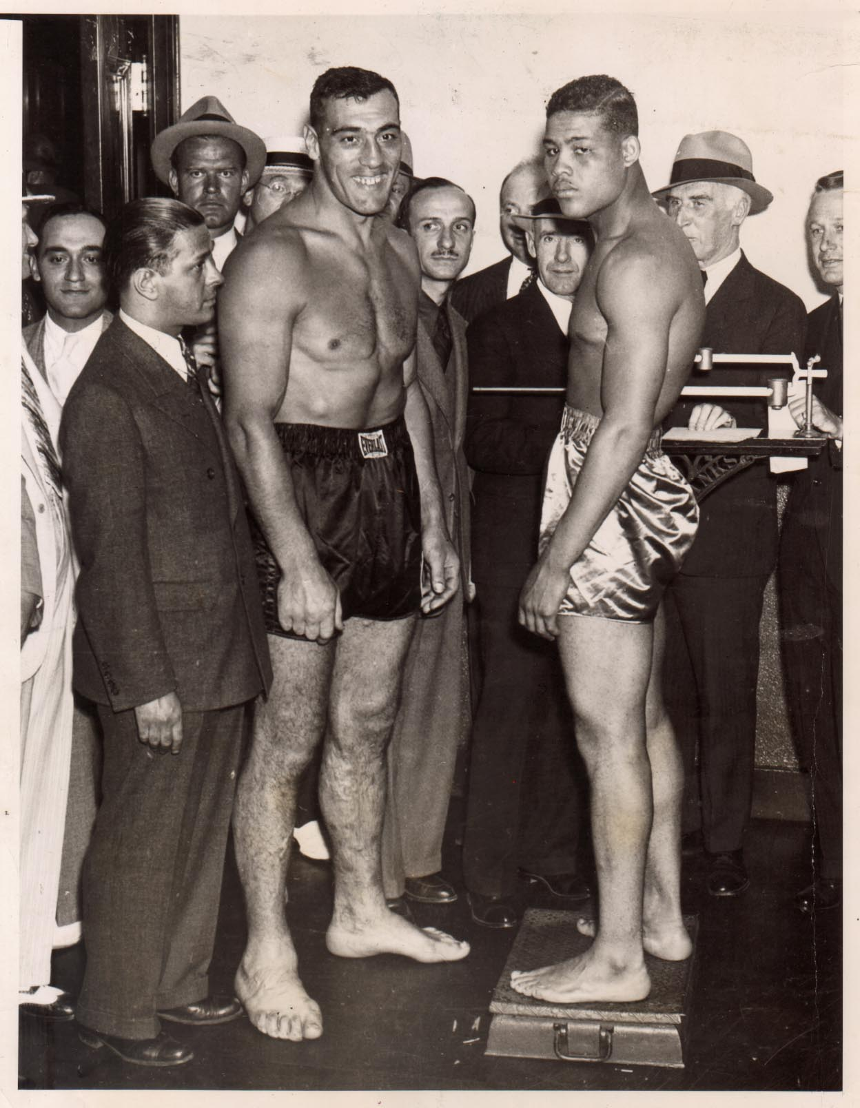 Da Preem vs Joe Louis
