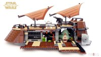 6210 Jabba's Sail Barge - Lego Star Wars | Photos, review ...