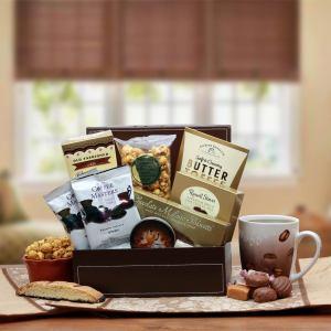 Coffee and Tea Gift Baskets