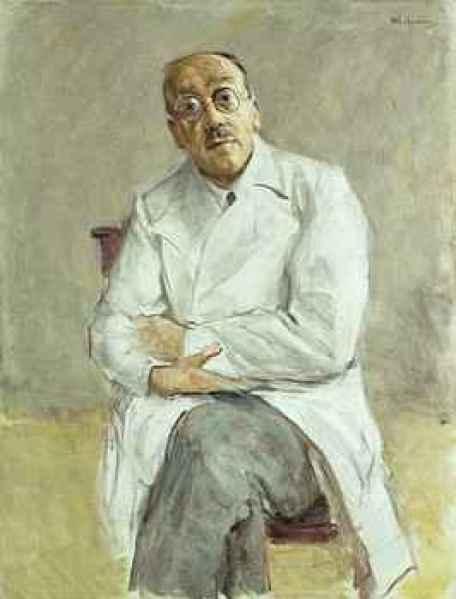 Ferdinand Sauerbruch - von Max Liebermann (1932)