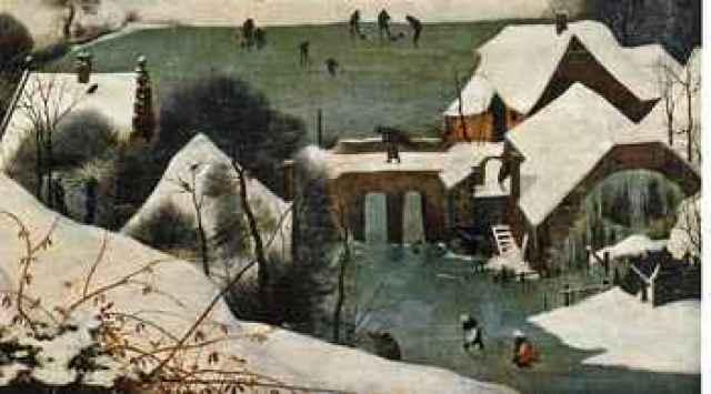 pieter bruegel Brücke und Mühle - wiki-pd bruegel