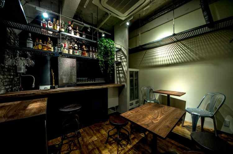 四谷荒木町 Bar/ 2013