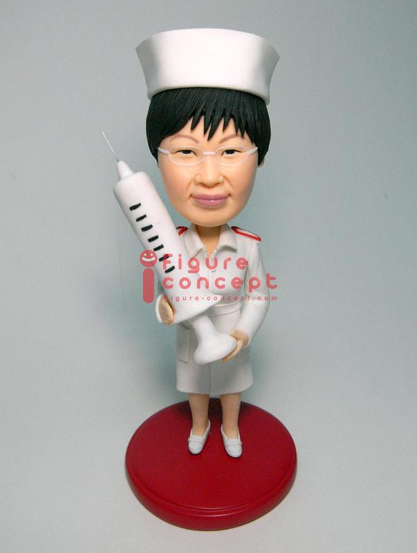 醫生公仔,護士公仔 - Figure-Concept.com
