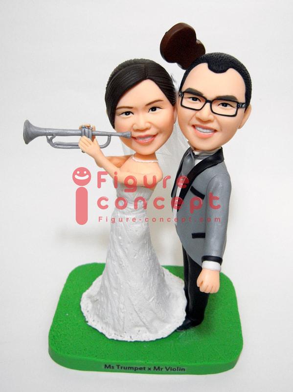 結婚公仔 - Figure-Concept.com
