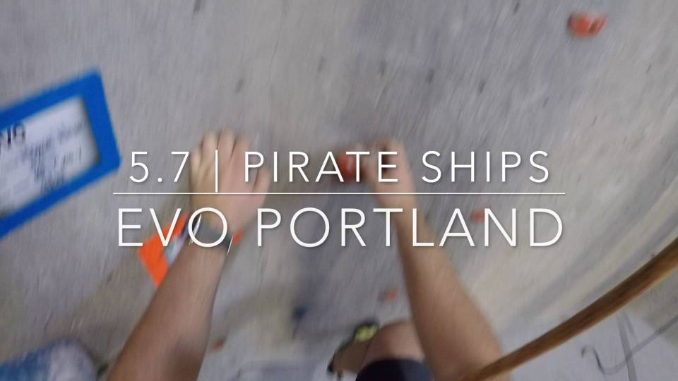 5.7 | Pirate Ships (evo Portland)