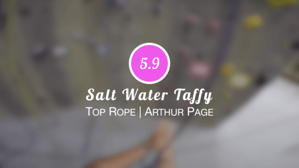 Salt Water Taffy - 5.9
