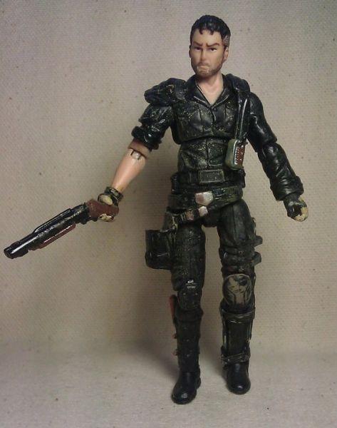 Mad Max, Custom Action-Figur