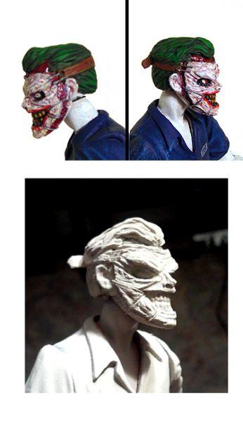 Custom Joker Detail