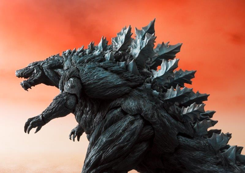 Godzilla Planet Of The Monsters SHMonsterarts GODZILLA