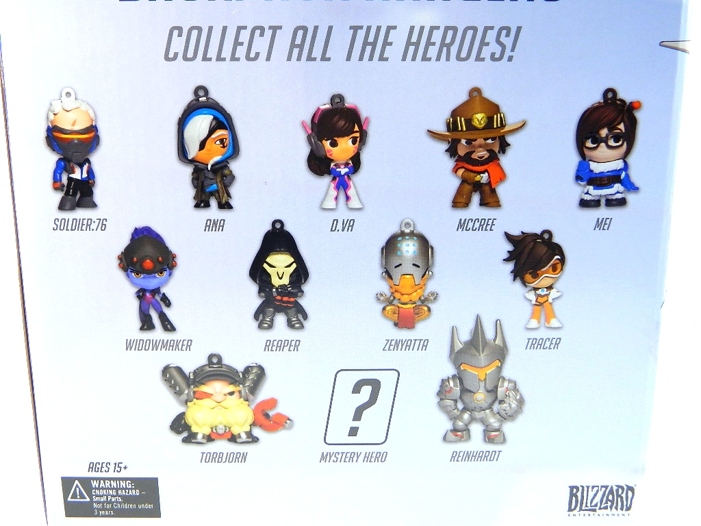 review overwatch blind bagged